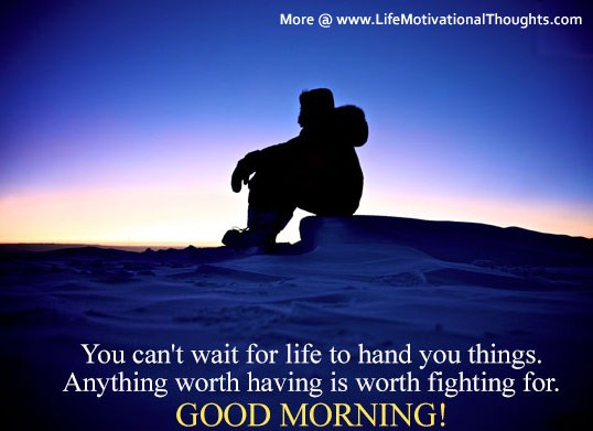 Good Morning Quotes In English With Images Happy Morning Images