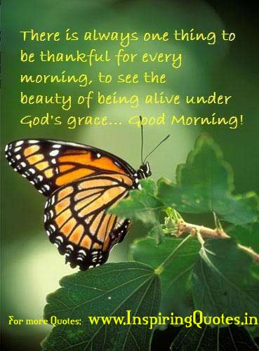 Inspirational Good Morning Quotes - Good Morning Wishes, Thoughts Images, Wallpapers, Photos, Pictures