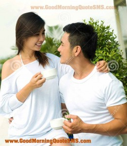 Romantic Good Morning SMS in Hindi - Morning Wishes SMS For Lover Images, Wallpapers, Photos