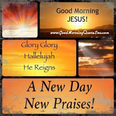 Good Morning Jesus Quotes Images, Wallpapers, Photos, Pictures Download