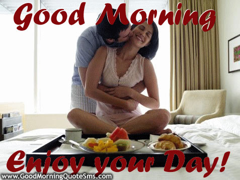 Good Morning Love Wallpapers - Morning Couples Images, Pictures, Photos