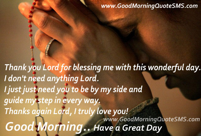 Good Morning Prayer Quotes Images, Wallpapers, Photos, Pictures