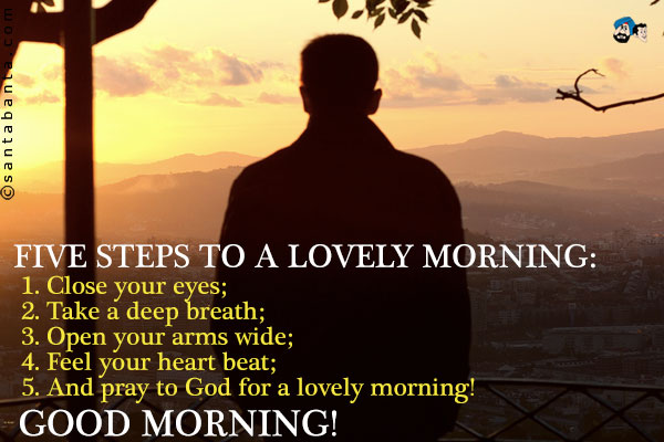 Lovely Good Morning Wishes - Good Morning Inspirational Pictures Message Images, Wallpapers, Photos