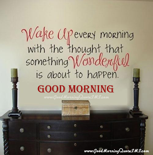 Good Morning Wake up Quotes Images