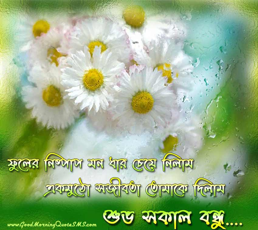Bengali Good Morning Sms, Shuprovat Wishes Messages Quotes Greetings images, Wallpapers, Photos, Pictures