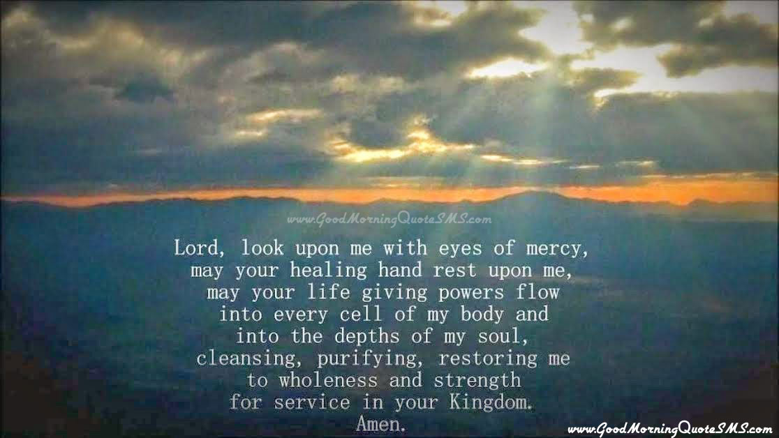 Short Morning Prayer to Start Your Day Images