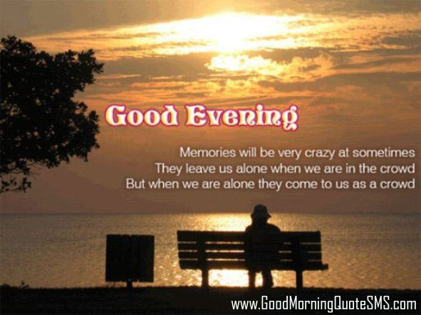 Evening Messages Pictures Photos