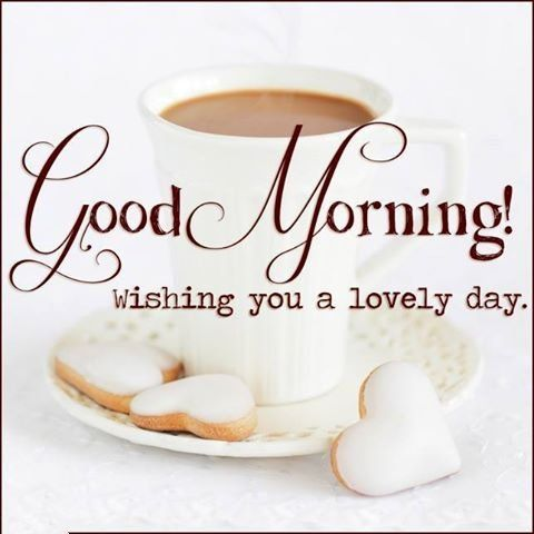 Good Morning Wishing You Lovely Day Images, Wallpapers, Photos, Pictures Download