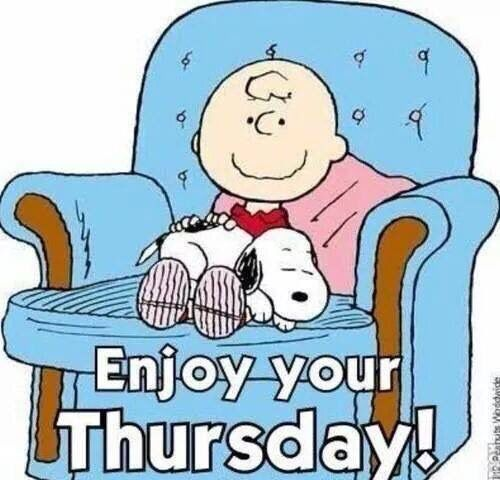 Enjoy Your Thursday