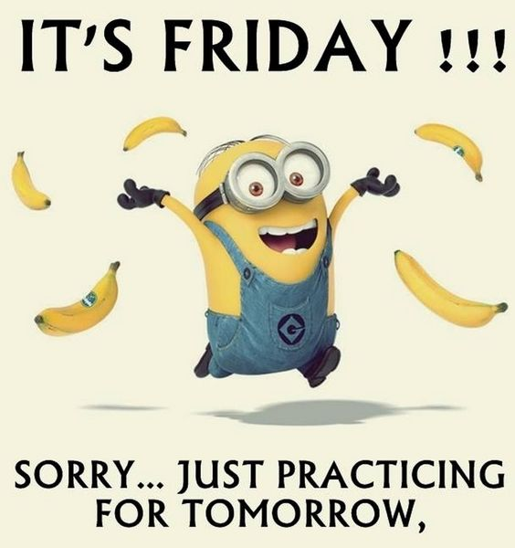Happy Thursday Cute LOL Minions Images