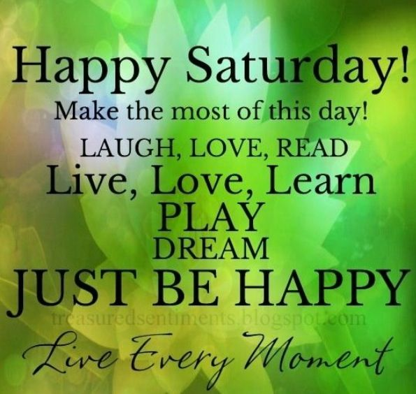 Saturday Morning Quotes Images