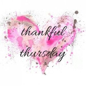 Thankful Thursday Wishes