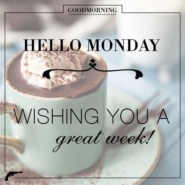 Weekdays Quotes, Happy Monday Morning, Monday Wishing Images