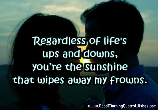 Romantic Good Morning Quotes for Him or Her with Images Download